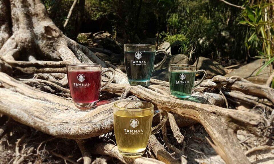 Tamnan4 kleuren thaise thee