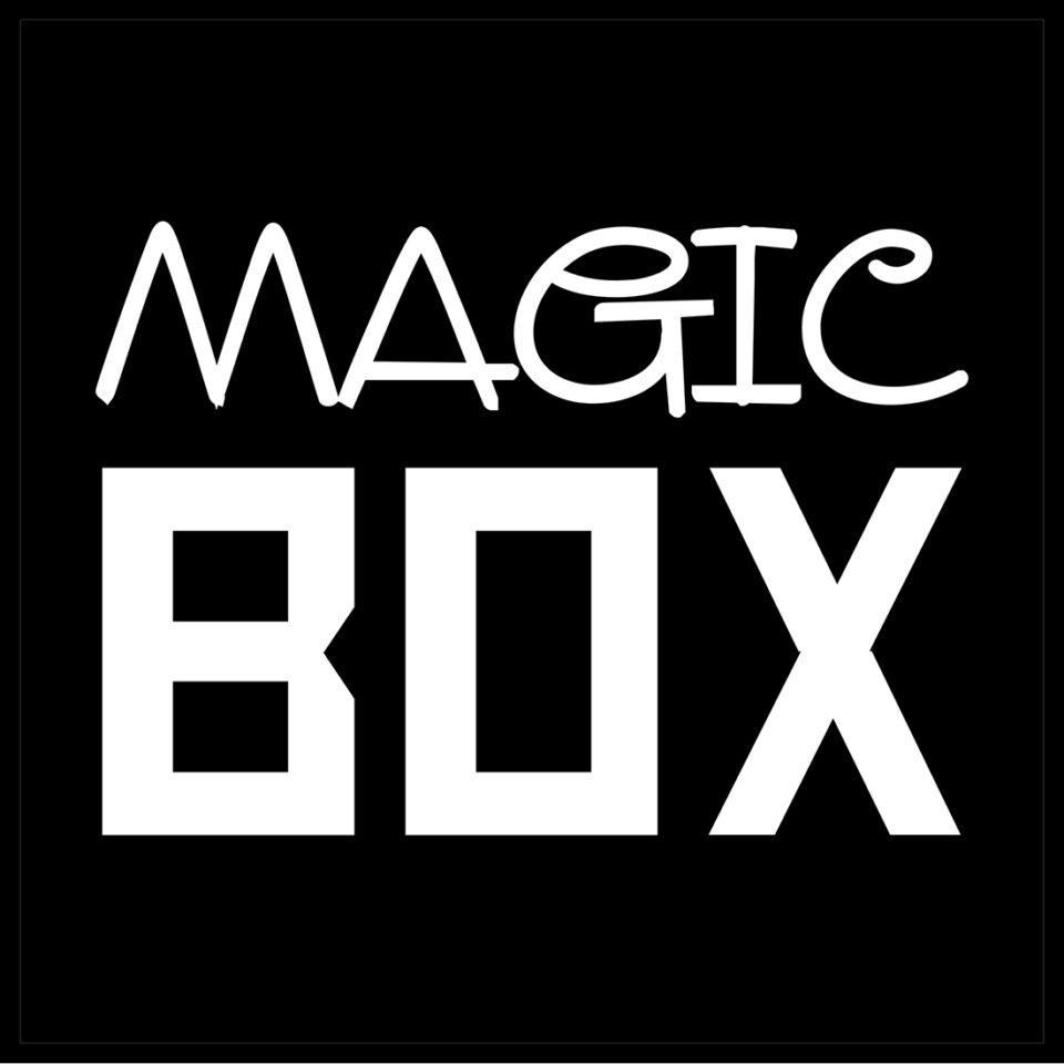 MAGIC BOX LOGO